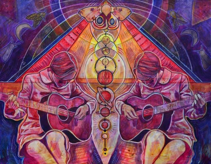 Elizabeth D'Angelo- Sacred Rhythm